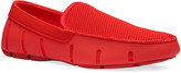 Swims Men's Tonal Mesh/Rubber Driver Loafers