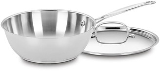 Cuisinart Chef's Classic Stainless Steel 3-qt. Chef's Pan