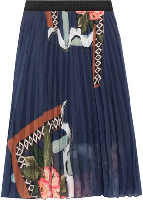 Desigual Knee length skirts