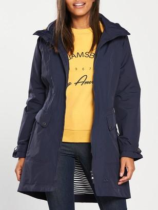 Trespass Rainy Day Waterproof Jacket - Navy