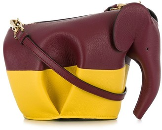 Loewe elephant cross-body bag