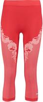 adidas by Stella McCartney Yoga Seamless 3/4 stretch leggings