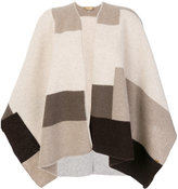 Fay block pattern cape