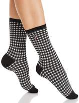 Ralph Lauren Gingham Trouser Socks
