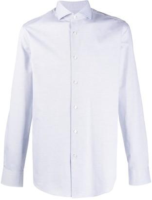 HUGO BOSS Slim-Fit Dress Shirt