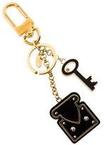 Louis Vuitton S-Lock Bag Charm