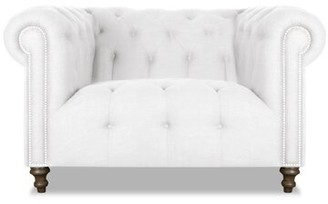 Sigrid Darby Home Co Armchair Darby Home Co Upholstery: Off White