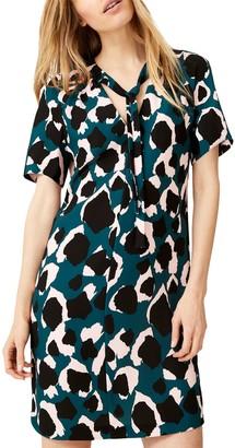 Damsel in a Dress Lola Camo Print Shirt Dress, Multi