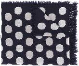 Y's polka dot scarf