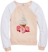 Wildfox Couture Girls' Ice Cream Pullover