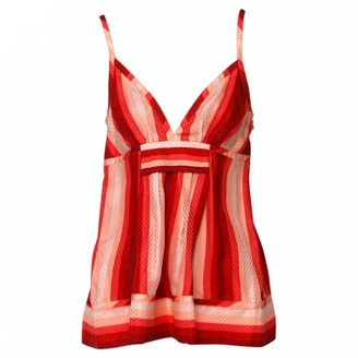 Marc by Marc Jacobs Silk Top for Women Vintage