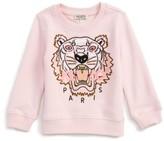 Kenzo Toddler Girl's Tiger Sweatshirt