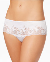 Wacoal Lace Affair Scalloped Tanga 845256