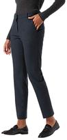 Jigsaw Flannel London Wool Trousers