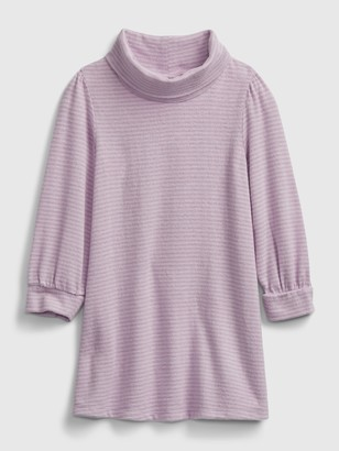 Gap Toddler Softspun Turtleneck Dress