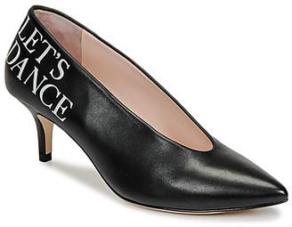 Minna Parikka LET'S DANCE women's Heels in Black