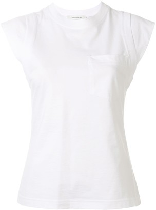 Cédric Charlier muscle T-shirt