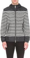 Burberry Striped shell jacket
