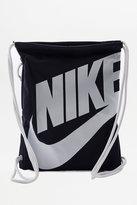 Nike Heritage Navy Gym Sack Backpack