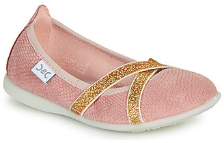 Citrouille et Compagnie MADY girls's Shoes (Pumps / Ballerinas) in Pink