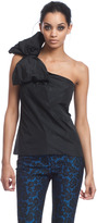 Tracy Reese Bow One Shoulder
