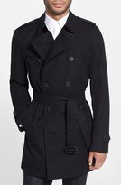 Burberry Men's Kensington Double Breasted Trench Coat