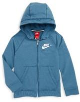 Nike Boy's Sportswear Full Zip Hoodie