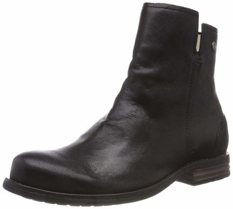 Sneaky Steve Shady Womens Ankle Boots Ankle boots Schwarz (Black 000000) 6.5 UK (40 EU)