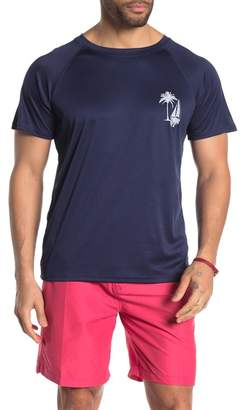 Trunks Surf and Swim CO. Graphic Short Sleeve Swim T-Shirt