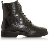 Dune London Parkland Shearling Lined Ankle Boots