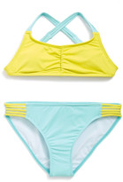 Billabong Sol Searcher - Tali Two-Piece Swimsuit (Little Girls & Big Girls)
