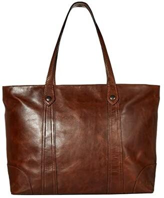 Frye Melissa Traveler (Dark Brown) Bags