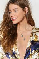 Nasty Gal You're My Best Friend 2-pc Necklace Set