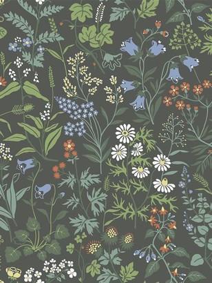 Boråstapeter Borastapeter Flora Wallpaper