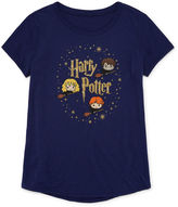 Jerry Leigh Harry Potter Logo T-Shirt- Girls' 7-16