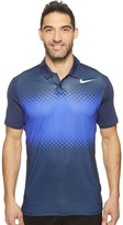 Tiger Woods Golf Apparel by Nike Nike Golf Mobility Majors Polo Men's Short Sleeve Pullover
