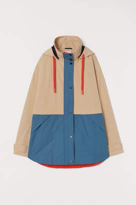 H&M Cotton-blend parka