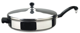 Farberware 4.5QT. Classic Series Stainless Steel Covered Saute Pan