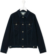 Kenzo Teen stitched denim jacket