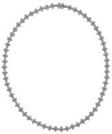 Tiffany & Co. Platinum & Diamond Lace Necklace