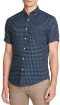 Sovereign Code Victorville Check Regular Fit Button Down Shirt