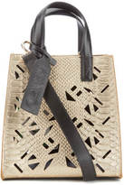 Kenzo Women's Essentials Mini Tote Bag Gold