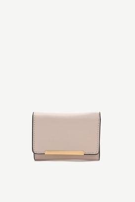 Ardene Faux Leather Folded Wallet