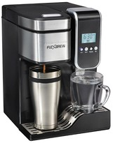 Hamilton Beach FlexBrew Single-Serve Coffee Maker & Hot Water Dispenser - Black 49988
