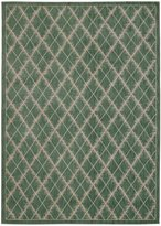 Nourison TNQ01 Tranquility Rectangle Area Rug