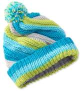 L.L. Bean Girls' Snowscape Twist Hat