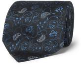 Etro 8cm Paisley Silk-Jacquard Tie