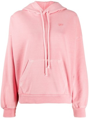 Levi's Embroidered Logo Hoodie