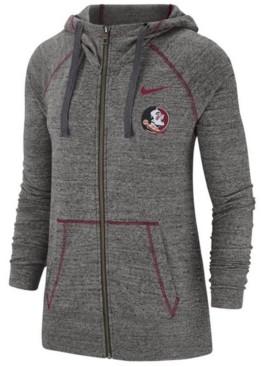 Nike Women's Florida State Seminoles Gym Vintage Full-Zip Jacket