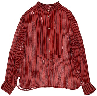Isabel Marant Red Top for Women